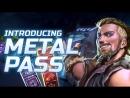 Heavy Metal Machines Metal Pass