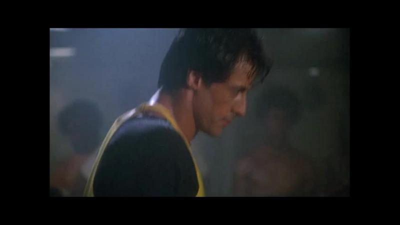 Фрагмент из «Рокки 3». Самая сильная мотивация в кино