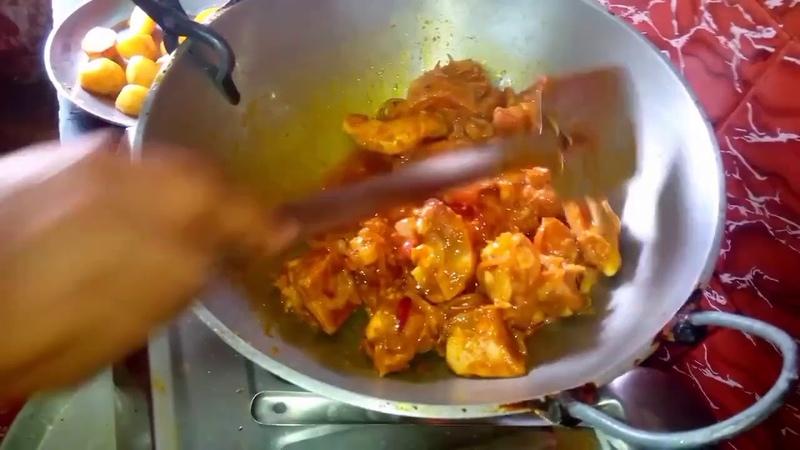 Chicken Curry Recipe | বাঙ্গালির রবিবারের প্রিয় মেনু দেশী র2