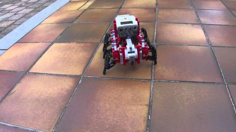 LEGO MINDSTORMS NXT WALKER