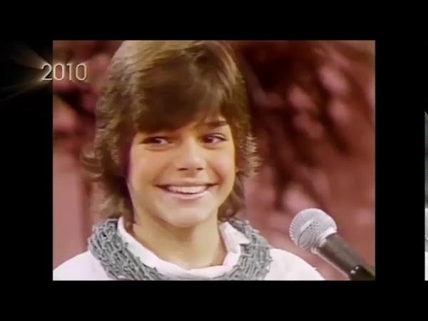 El dia que Oprah Winfrey entrevisto a Ricky Martin.
