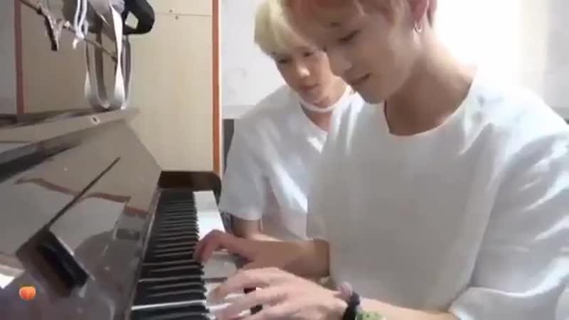 Serenada for jin | Jinkookville