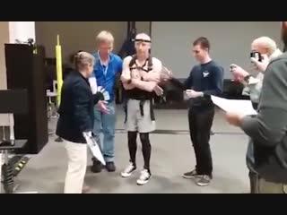 Астронавт, который провел 197 дней на МКС, вспоминает, как ходить ногами