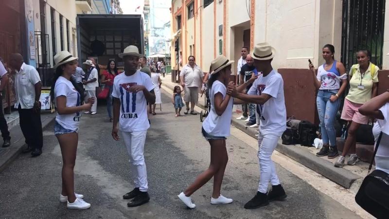 Где-то на улочках Гаваны