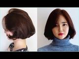 10 Wonderful Korean Bob Haircuts For Girls