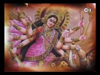 Ambe Tu Hai Jagdambe Kaali _ Narendra Chanchal _ Ambe Maa Aarti _ Mata Aarti _ B