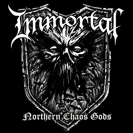 Immortal альбом Northern Chaos Gods