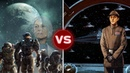 Could the Empires fleet at Endor invade Reach Halo Empire vs UNSC