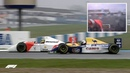 Ayrton Senna's 'Lap of the Gods' 1993 European Grand Prix