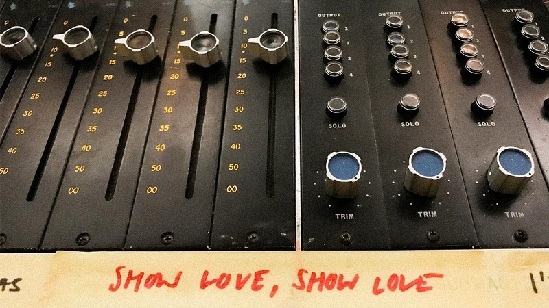 Everything Is Recorded - Show Love (Feat. Syd Sampha)