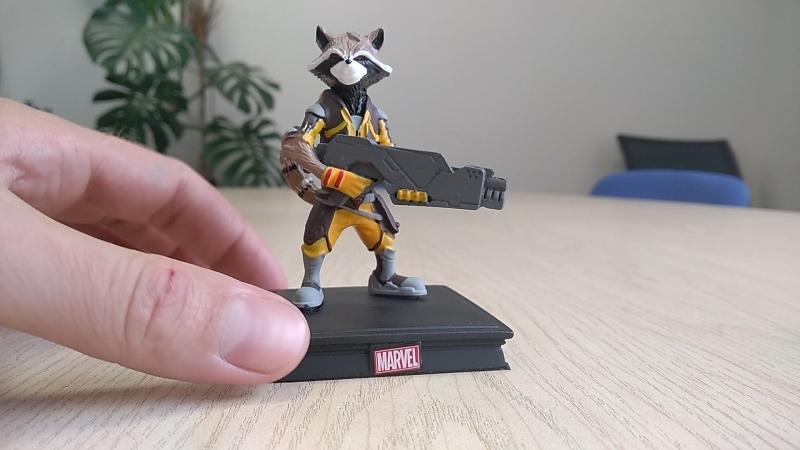 Герои Марвел 3D Официальная №16 коллекция
