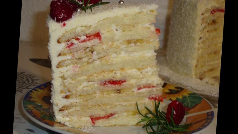 Торт ,,Молочная девочка/Milchmädchen Torte