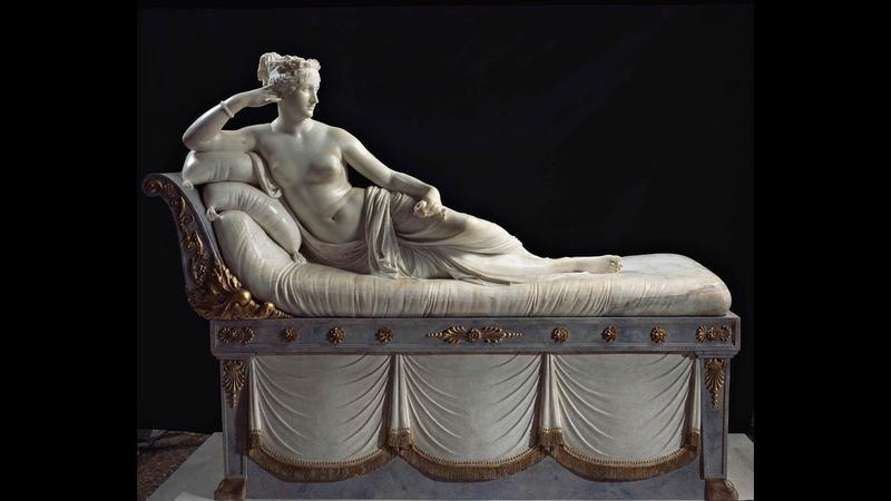 Психология искусства Галерея Боргезе Часть I Art Psychology The Borghese Gallery Part I