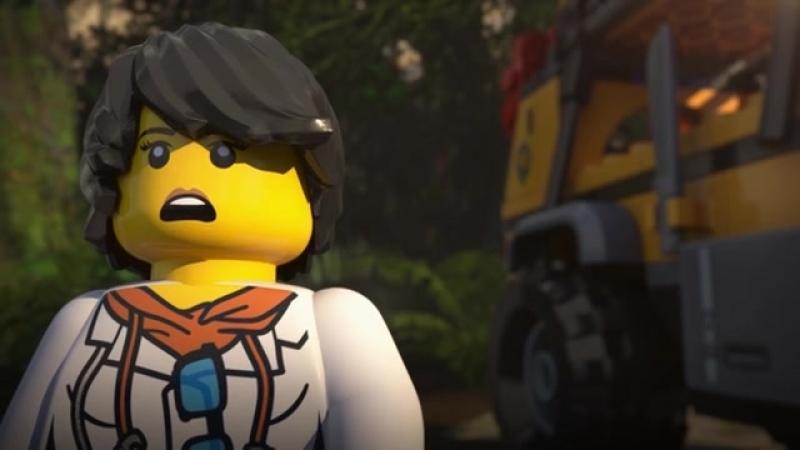 LEGO® CITY Приключения в джунглях часть 1
