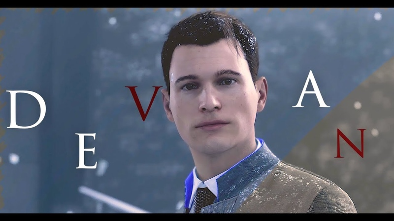 Connor the Deviant | Fairly local | [Detroit: become human]