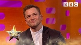 Why Elton John called Taron Egerton a little sht - BBC