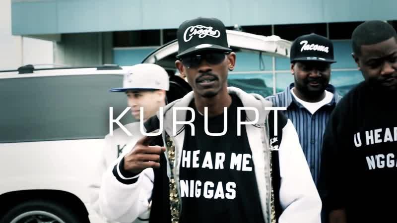 KOKANE ft. LEEZY SOPRANO and KURUPT U HEAR ME NIGGAS (Official Video HD)