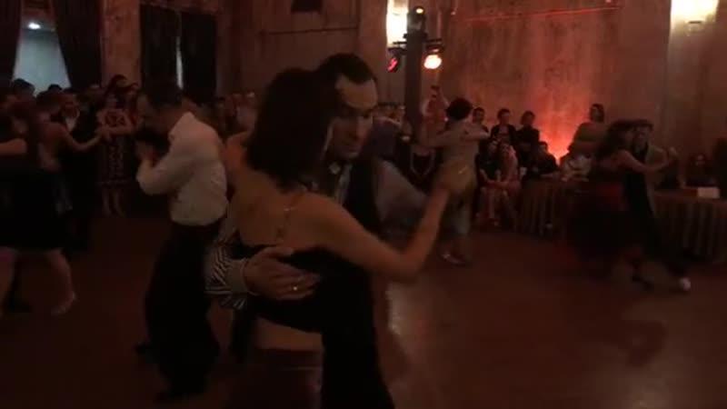Ронда преподавателей танго в СПб