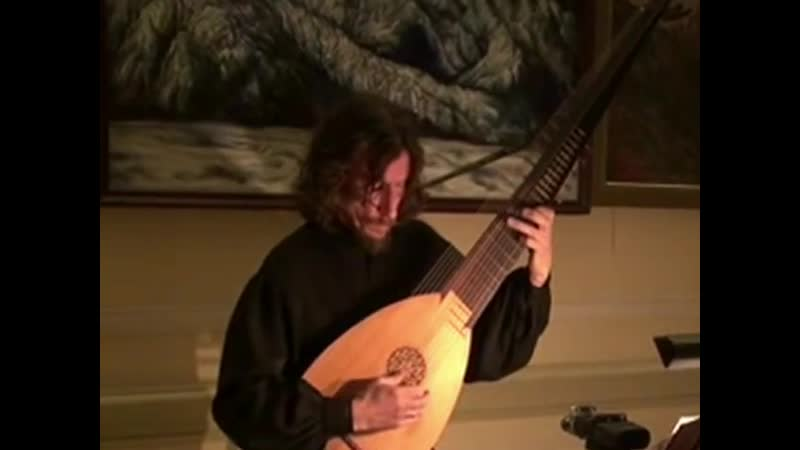 John Dowland - What if a day. Andrey Chernyshov - lute.