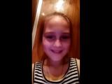 Ангелина Глазкина - Live