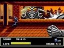 SMD Mazin Saga Mutant Fighter walkthrough Hard