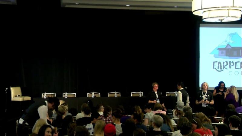 Wynonna Earp Second Panel - EH Con Canada