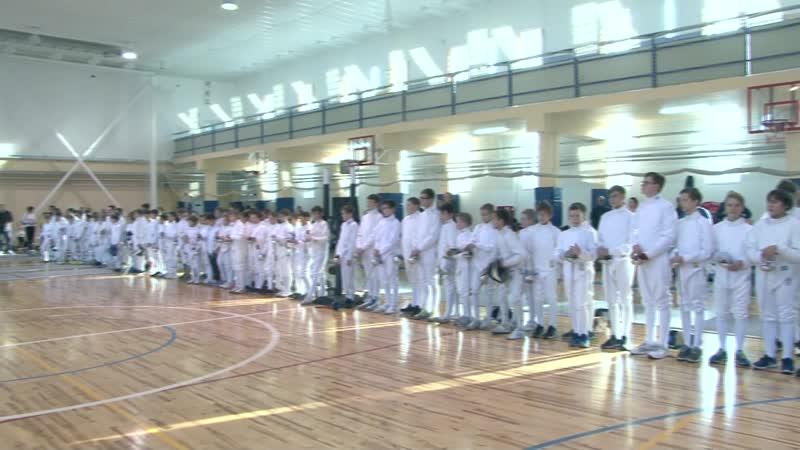 2018-12-05 - Открытый турнир по фехтованию на Кубок Галины Гороховой (Лобня)