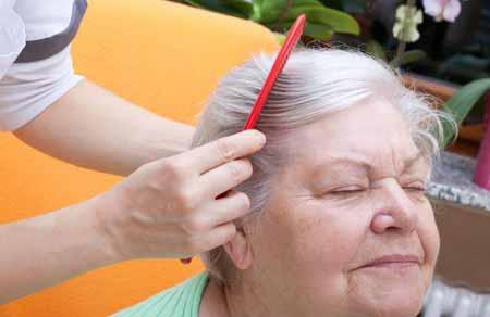 Уход за пожилыми людьми может предоставить ряд услуг пожилым людям.