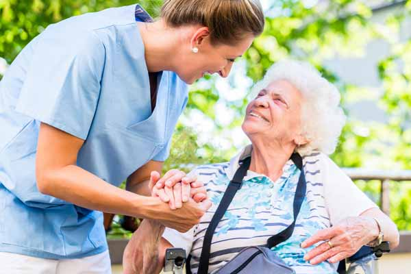 Что такое уход за пожилыми людьми?