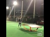 Teqball - Wasse Karate kick