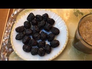 عصير عجوة المدينة  غذاء وعلاج عجيب ووقاية بإذن الله م منصور المحمدي