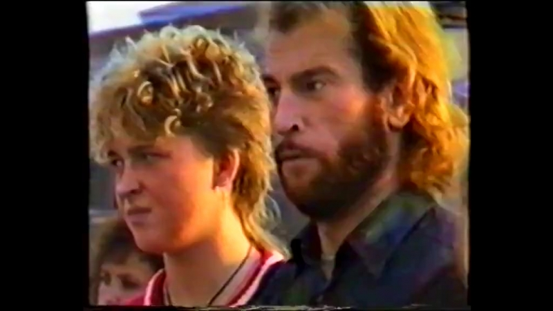 Игорь Тальков - Экскурсия по вин.заводу (Новороссийск, 1990 г.)