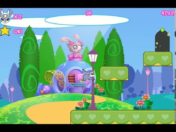 Флеш Игра Приключения Кролика Кико