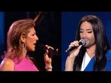 Celine Dion &amp Conchita Wurst My Heart Will Go On