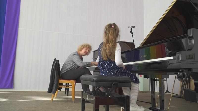 05.04.18 M. Marchenko' master-classes, S. Shumkova, Festival-Competition Music Box, V. Salda