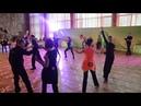 ХАСТЛ, Discofox, Siberian Fest 2018, ДнД Rising Star 14 финала, заход 1, танец 2