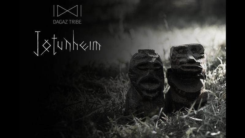 The protectress of Jotunheim Защитница Йотунхейма Dagaz tribe