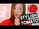 Stylish Tomato Song Cool Tomato by BTS Jungkook nonstop version 멋쟁이 토마토 한국언니 Korean Unnie