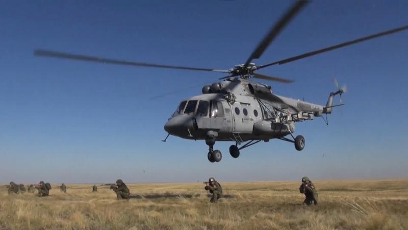Командующий войсками ЮВО объявил о завершении масштабного КШУ