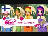 Winx-klubi: Kausi 7, Jakso 8 - «Paluu keskiajalle» (Suomi)