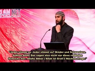 Faktenlage - Gibt es den gemäßigten Islam überhaupt