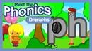 Meet the Phonics Digraphs - ph
