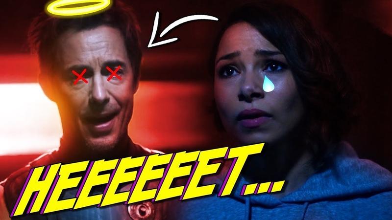 КАЗНИТЬ НЕЛЬЗЯ ПОМИЛОВАТЬ! [Обзор 10-ой серии] / Флэш l The Flash