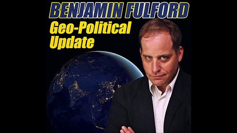 Benjamin Fulford June 25 2018 Western civilization continues to implode as old paradigms cease