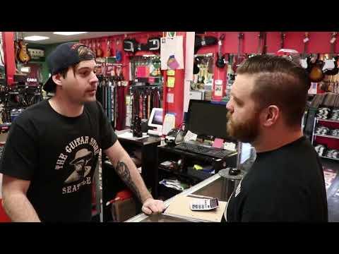 Jared Dines - Guitar store dad jokes (Русская озвучка)