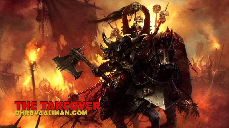 The Takeover ~ Dhruva Aliman