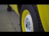 Промо автомобиля Людмилы перед выдачей.
