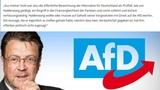Das Regime erzwingt Befugnis Dehnung gegen die AfD und die Marionette gehorcht!