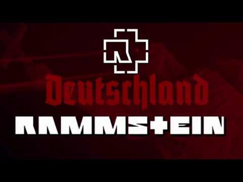 Rammstein - Deutschland (lyrics)