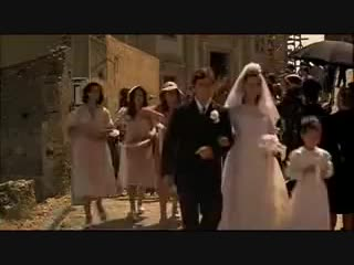 Michael Corleone and Apollonia Vitelli